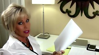 Erotic Nikki - The School Nurse Examines Your Penis And Takes Semen Sample