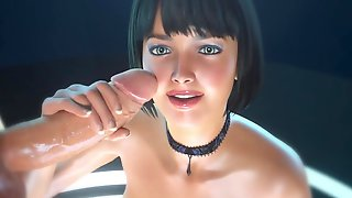Crazy 3D Cartoon Sex