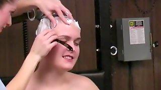 Head Shave Prison