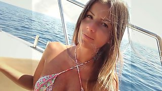 Tamara Young And Horny Serbian Girl
