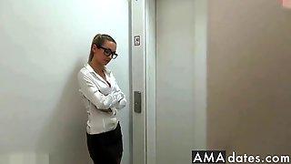Fahrstuhl Quickie