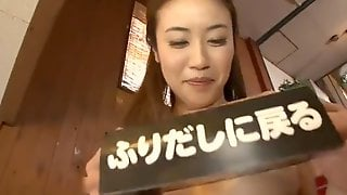 Japanese Girls Play Games And Loser Get Punishment