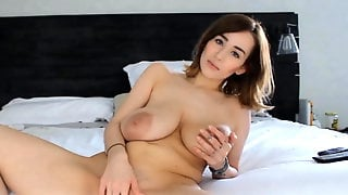Big Titted Milf Masturbates For You