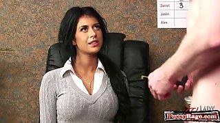 Steamy Porn Star Lovemaking With Money Shot