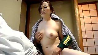 Asian Dude Fucks Girlfriends Mother