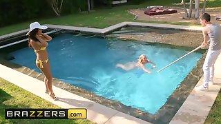 Brazzers Main Channel - Lisa Ann Jordi El Nino Polla - Lisas Pool Boy Toy