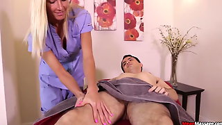Tied, Bound And Forced To CUM - Lexi Reinz Mean Massage