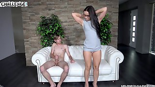 Wendy Moon Pounded Missionary With Her Girlfriend Watching