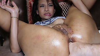 gratis Ebony tiener zelfgemaakte porno