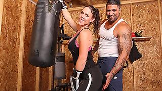 Tanya & Alex Duca In Break My Ring - AcesOfPorn