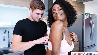 Lovemaking With Ebony Lover