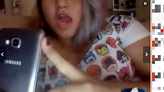 Omegle Perfect Catch Sound Only In 2nd Part Skype