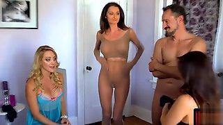 Beautiful nude female models