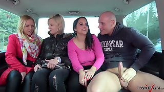Jennifer Remained In The Car When He Pulled His Massive Dick Out