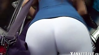 Juicy Ass On Bus Teen Feature