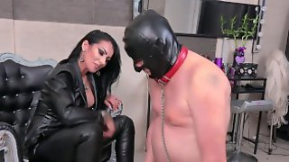 Mistress Kennya: A Wankers Nightmare
