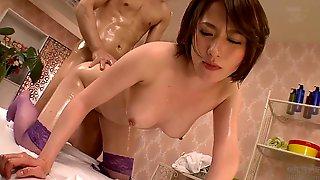 Beauty Kaede Creampie - HARDCORE MOVIE