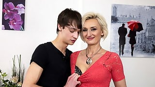Mother And Son Open The World Of Taboo Sex