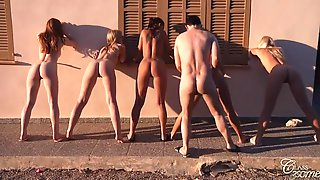 Mallorca - Island Of Seduction - HARDCORE MOVIE