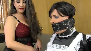 Sissymaid Cleaning Part 2