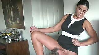 Strict Wife Made From Her Husband Pussy Eater