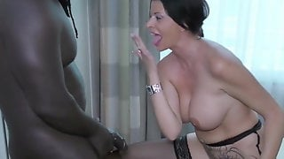 White Wife Gets BBC 2