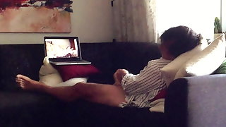 Afternoon Wank On Other Woman Wife Hidden Tape Me