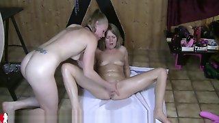 Lesbiam sexu naked videoo