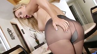 Big Breasted Whorable Nympho Tanya Tate Is Eager To Pet Her Wet Pussy