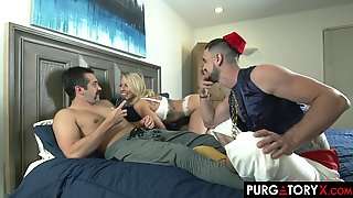 Genie Wishes Part 3 With Zoey Monroe