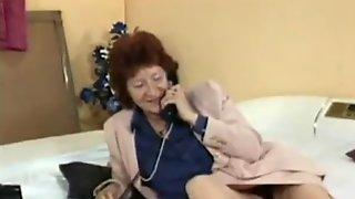 Granny Gangbang Sexe