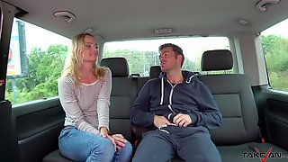 Amy Gets Her Round Ass Sprayed With Cum After Hardcore Cock Riding
