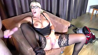 Ajx L Pay And L Break Your Ass,, Old Man Vs Milf