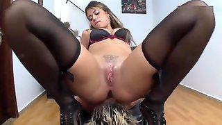 Ekstrem facesitting porno