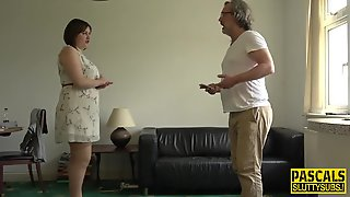 Chubby Analized Milf Sub