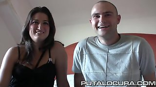 Amateur Couple Having Sex On Camera For The First Time