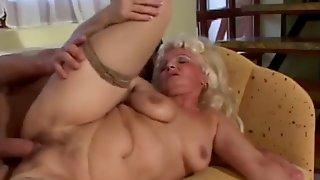 Granny In Nylons Fucking - Granny Nylon Porn - Fap18 HD Tube - Porn videos