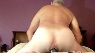 Mikes Anal Dildo Play And Many Orgasms