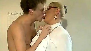 Big Cock Guy Fucks A Housewife Secretary