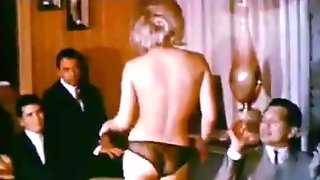 Hot Wifes Striptease Wife Swappers 1965