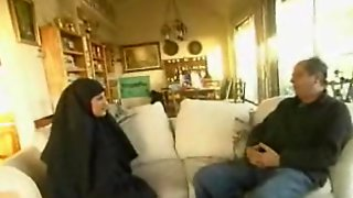 Arab Mya - The Dirty Old Man - FUCK MOVIE