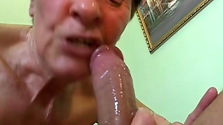 Grandmoms Hairy Pussy