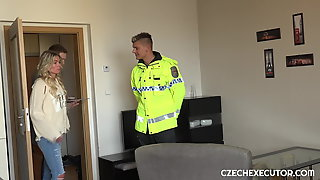 FUCK WITH HORNY COP