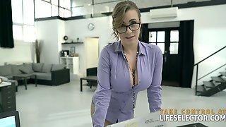 Josephine Jackson, Sex Godess Secretary