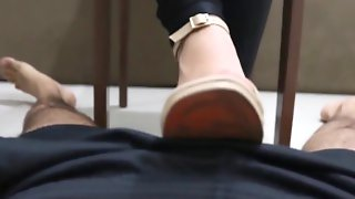 Goddess JMACC - Imagine You Receiving This Shoejob