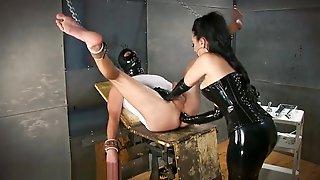 Mistress Nikita - Three Holed Fucktoy
