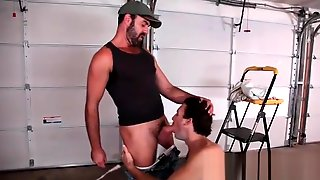 Chris And Dodger In Hardocre Gay Cock Part1