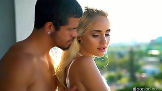 Beautiful Angel Naomi Woods Is Making Love With Her New Admirer