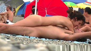 Real Amateur Nudist Beach Hidden Cam Video