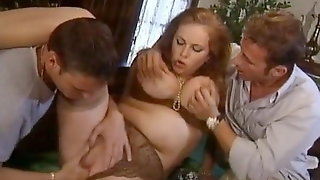 Zuzanna TWO COCKS DOUBLE PENETRATION